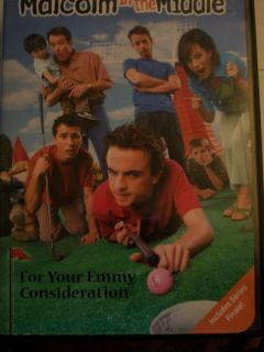 Malcolm in The Middle DVD Emmy 3 EPS Series Finale