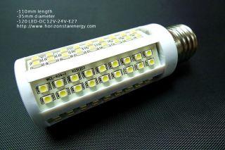 corn shape light bulb solar marine caravan camper outdoor lamp 12V24V
