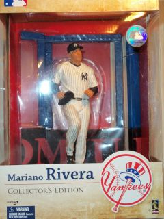Mariano Rivera Yankees Scarce FULL Bullpen Gate & Stand Collectors