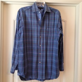 Tommy Hilfiger Mens Shirt Size Small