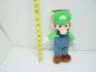 Super Mario Luigi Stuffed Toy Plush Licensed