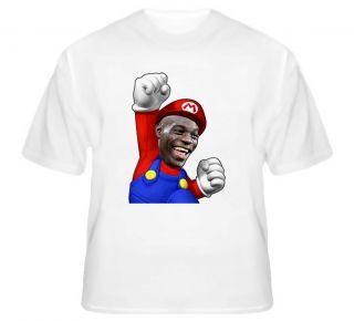 Super Mario Balotelli Soccer T Shirt
