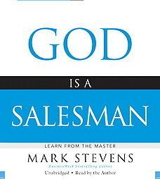 God Is A Salesman Mark Stevens Audiobook CD