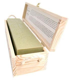 Pre de Provence Marseilles Soap Rampal Latour Wood Box