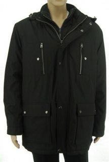 Marc New York Andrew Marc Designer Black Jacket Mens US XXL