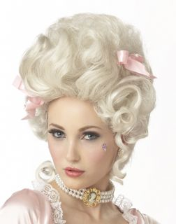 Blonde Blond Marie Antoinette Wig Costume