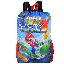 Super Mario Bros ☆ Super Mario Galaxy 2 Slumber Sleeping Bag ☆ NWT