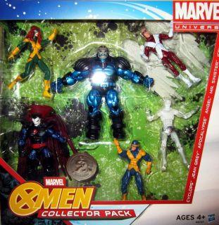 Marvel Universe x Men Collector Pack Apocalypse Mr Sinister x Men Set