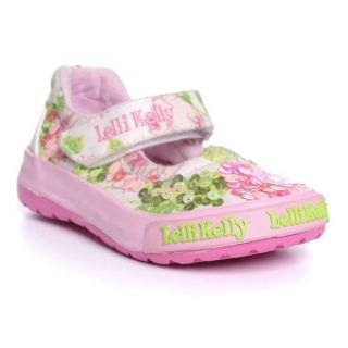 Lelli Kelly Girls Mary Jane Flora Shoes Sz EU 21 UK 4 EU 22 UK 5 New