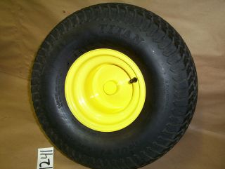 John Deere Rear TIRE & RIM LX288 LX277 LX266 LX255 LX176 LX178 LX188