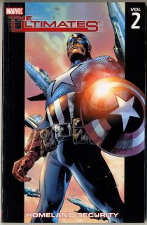 The Ultimates Vol 2 Trade Paperback Mark Millar and Bryan Hitch