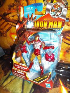 Marvel Studios Reactor Shift Iron Man 43 New in Package 3 75in Figure