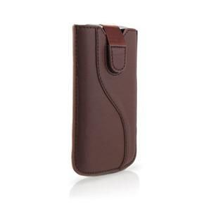 Marware CEO Glide Leather Slim Case iPhone 3G 3GS Brown