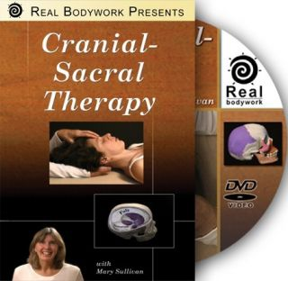 Cranial Sacral Medical Massage Therapy Video on DVD