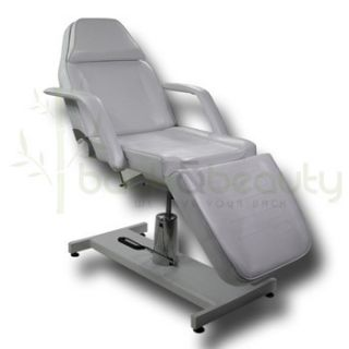 Bed Stationary Pedicure Massage Table Chair Salon Spa Beauty