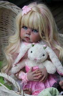 Emo Punk Toddler Marlee Was Tibby 2yr Old Realism Big Blue Eyes