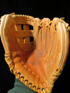 George Brett Baseball Glove Wilson A2950 Kansas City Royals