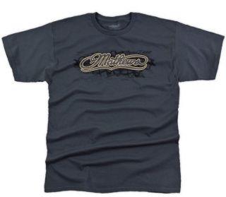 Mathews Solocam Mens Gridlock Short Sleeve T Shirt