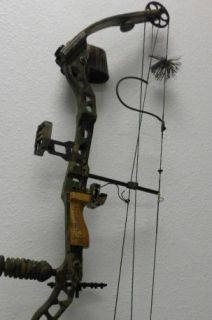 Mathews Solo Cam Conquest Light Compound Bow