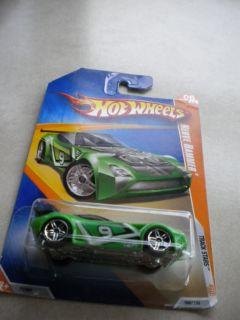 Hot Wheels Diecast Car 2008 06 Nerve Hammer Track Stars