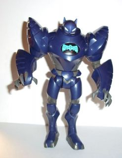 Batman Exp Shadow Tek Batman Robo Suit Complete Animated Series Mattel