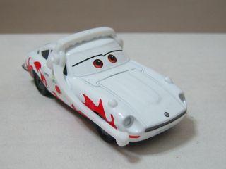 omica omy Mach Masuo Crew Chief Japan eam ype Disney Pixar Cars 2