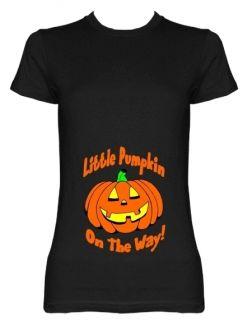 on The Way Halloween Costume Funny Maternity Tee T Shirt