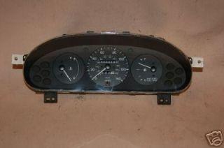 1995 1996 Mazda Protege Instrument Cluster B22 648