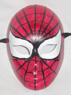 Spiderman Venetian Masquerade Costume Mask Party Masks