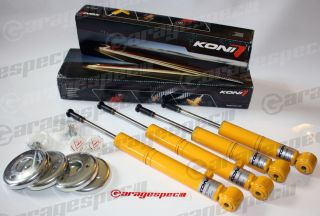 Shocks Strut Shock Set Mazda 5 mazdaspeed 3 Full Set All 4