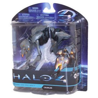 McFarlane Toys Action Figure Halo 4 Series 1 Crawler
