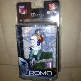 McFarlane Toys NFL Sports Picks Series 24 Action Figure Tony Romo