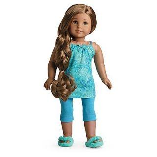 American Girl Doll Kanani Pajamas McKenna Ivy JLY Kailey Jess Nicki
