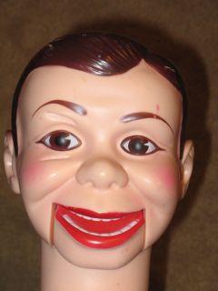 Vintage 1977 Charlie McCarthy Ventriloquist Doll Dummy Juro Novelty
