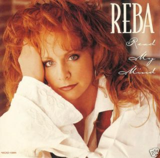 Reba McEntire Read My Mind CD Played Only Once 008811099428