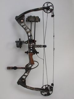 Mathews Solocam Switchback XT Compound Bow