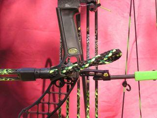 Archery Bow Wrist Strap Fits Mathews PSE Hoyt Bowtech