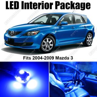 LED Lights Interior Package Deal for Mazda 3 SPEED3 Mazdaspeed