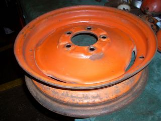 Allis Chalmers WD WD45 Tractor Front Rim