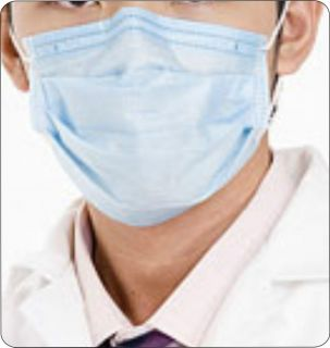Disposable Medical Grade 3 Ply Facemask Mask 200 PC