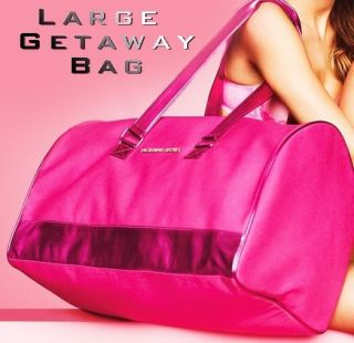 Victorias Secret Travel Duffle Weekender Tote Bag