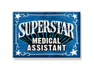 Medical Assistant Magnet Doctor Office Buy 3 Free SHIP