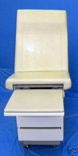 Ritter MIDMARK 108 Exam Table Great Condition