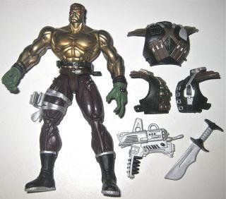 1995 Wetworks Dane Action Figure McFarlane Toys