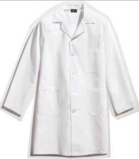 Scrubs 7236 Womens Staff Nurses Lab 36 Coat XS 3XL Medical Uniforms