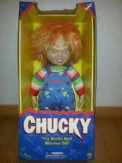 Medicom Chucky 18 inch Doll Good Guys Childs Play Big Figure Mint