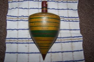 Antique Fishing Float Vintage Store Display Lure Very Unique