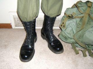 Vietnam McNamara BF Goodrich Combat Infantry Boots 9 w 60s Marine