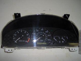 98 99 Mazda 626 Instrument Cluster Speedometer Tach