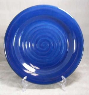Meijer Home Gibson circularity Shade Blue Dinner Plate